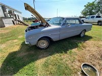 1963 Ford Falcon Sprint 289 V8 4-Speed in Floor*RA