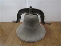 C.S. Bell Hillsboro Ohio Dinner Bell