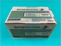 200 round range pack of Winchester 5.56 mm M855