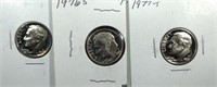 Coins & Currency Sept 2021 Online Auction