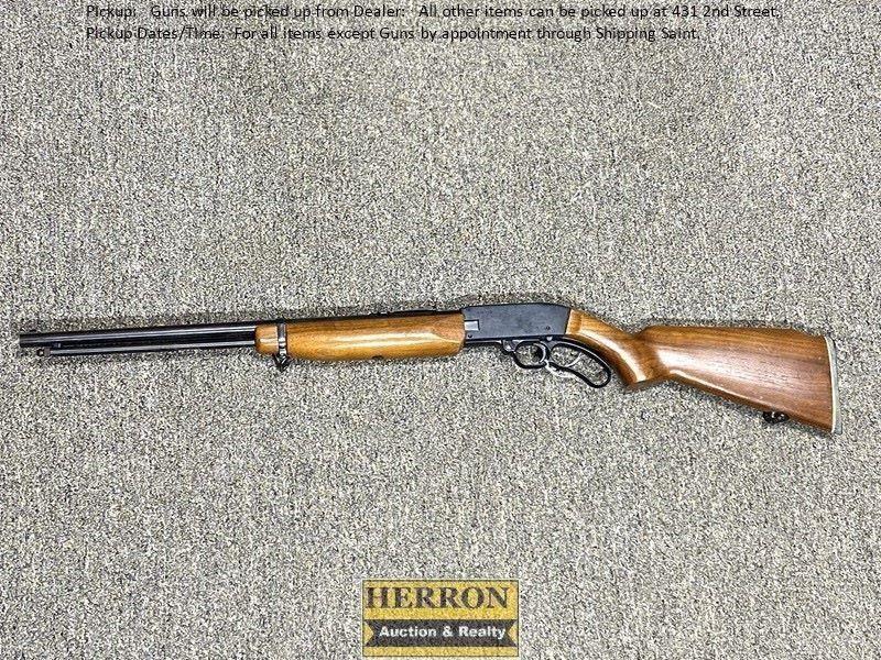 Montgomery Ward M865A 22 S/LR