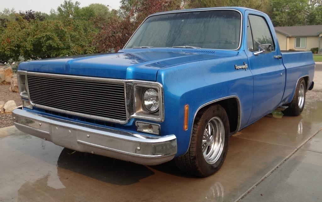 1978 Chevrolet Cheyenne Super 10