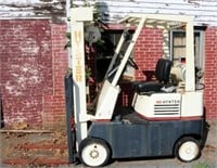 Hyster S40E Forklift ~ Propane ~ As-Found