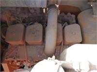Case 550G Crawler Dozer