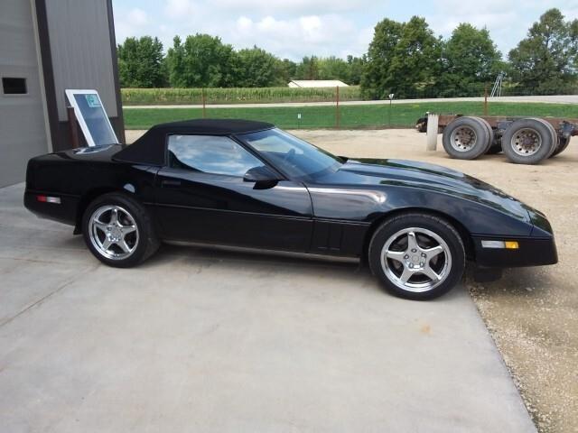 1988 Chevy Corvette -19,392 Act. Miles