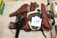 Leather Holsters & Belts