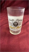 BUTTE BREWERY GLASS EXTRA FINE LAGER BEER
