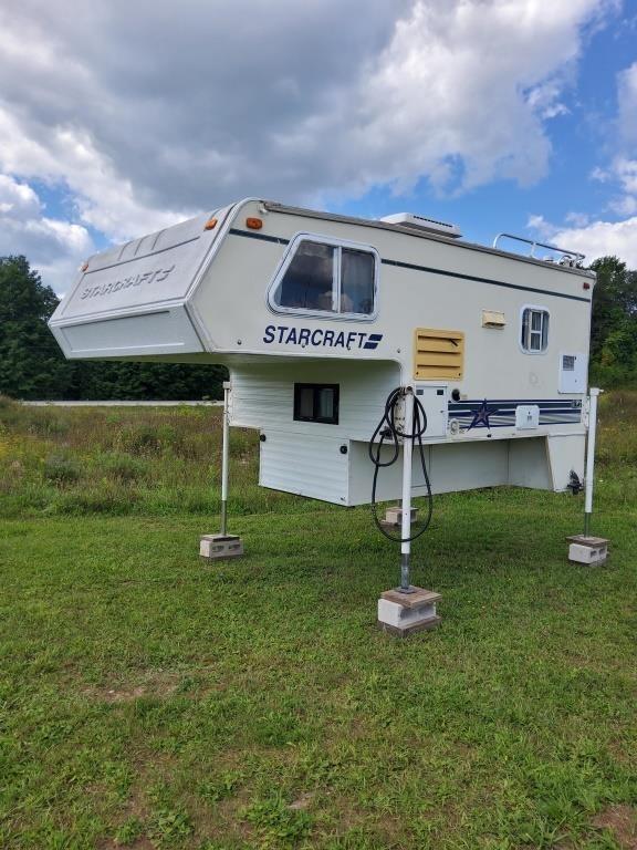Starcraft Slide In Camper