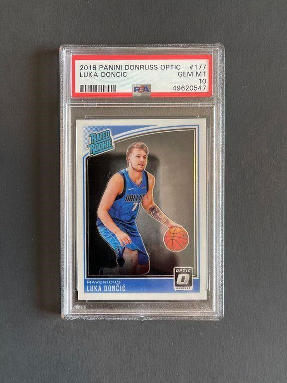 Sports Card Auction Loaded with Rookies, Stars, and HOFers!!
