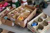 Huge lot of Christmas Decor-VINTAGE ornaments