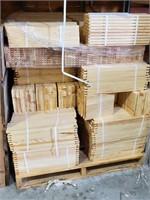 Pallet of Brood Frames