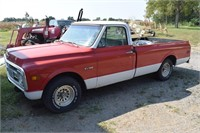 1969 Chevy C10 Long Bed Truck