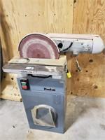Industrial Disc Sander