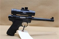 RUGER, MARK II TARGET, .22 CAL LONG RIFLE AUTO