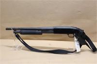MOSSBERG, MODEL 500A, 12 GA. PUMP SHOTGUN