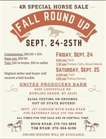 Bowling Green, KY 4R Special Fall Round Up