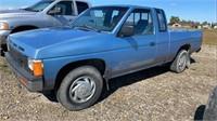 1987 Nissan Truck KING CAB SE V6