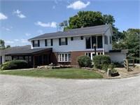 Parcel #1- Home, Outbldgs On 3.3 Acres