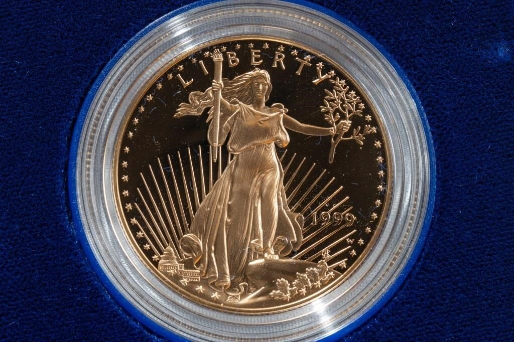 HUGE Collection of Coins - Gold, Silver and More!