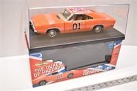 "ERTL ""American Muscle"" 1/18 Scale 1969 Dodge"