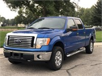 2010 Ford F150 XLT – 4x4