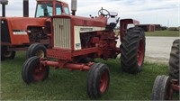 IH 706 Gas Tractor (new seat)