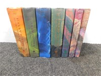 Harry Potter Books 1-7 (Hard Cover)