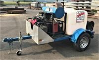Beco 5035HI GPO Hot / Cold Pressure Washer Unit