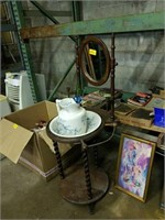Lawnmower Parts, Shelving & More Auction
