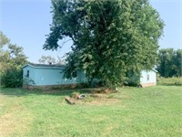 9/29 Mobile Home (Fixer Upper), Out-buildings & 5 +/- Ac.