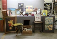 OCTOBER 4TH - ONLINE ANTIQUES & COLLECTIBLES AUCTION