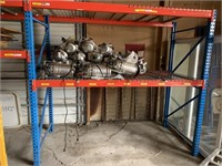Pallet racking BUYER REMOVES!!