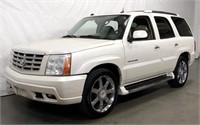 2004 Cadillac Escalade - AWD