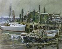 Leslie Cope Online Art Auction