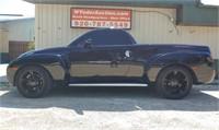 2003 Chevrolet SSR RHT Convertible