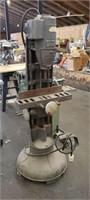 J.D Wallace Radial Drill Press