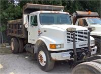 1999 International 4700 T444E Dump Truck 4x2 *INOP