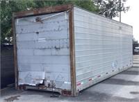 Strick Enclosed Trailer Box