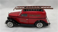Unique Replicas 1935 Ford Sedan Fire Dept