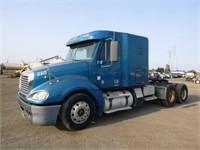 2008 Freightliner Columbia T/A Sleep Truck Tractor