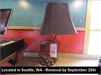 RED MILL TOTEM HOUSE - ONLINE AUCTION