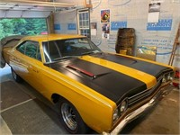 1969 Plymouth Road Runner 383 & More Live Auction
