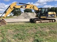 Gladwin Rd. Commission Cat 320DL Excavator