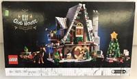 LEGO Elf clubhouse