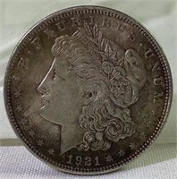 Online Only Coin, Jewelry, Gold & Silver Auction