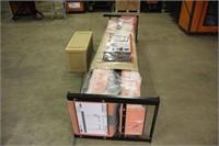 TMG Industrial 10,000 LB Two Post Floor Plate Auto