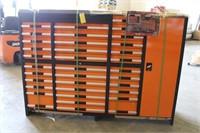 TMG Industrial 35-Drawer Heavy Duty Tool Chest