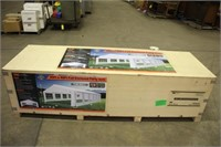 TMG Industrial 20FTx40FT Full Enclosed Party Tent,