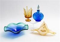 Elegant Art Glass Collection