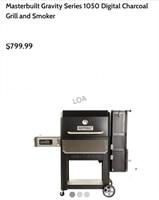 Masterbuilt Gravity Series 1050 grill